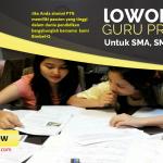 LOWONGAN GURU PRIVAT DI Tanjung Barat Jakarta Selatan : INFO LOKER GURU PRIVAT UNTUK SMP