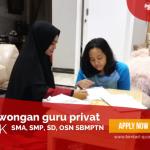 LOKER GURU UJIAN SBMPTN:INFO LOKER DI Gedong Jakarta Timur