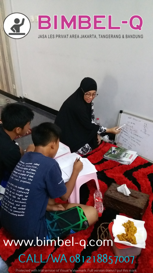 GURU LES PRIVAT CILANDAK JAKARTA SELATAN