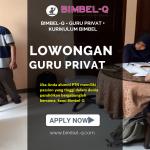 LOWONGAN GURU PRIVAT DI Galur Jakarta Pusat : INFO LOKER GURU PRIVAT UNTUK UJIAN SBMPTN