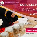 GURU LES PRIVAT PALMERAH JAKARTA BARAT