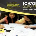 LOKER GURU SMP:INFO LOKER DI Cikoko Jakarta Selatan