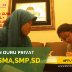 LOKER GURU UJIAN SBMPTN:INFO LOKER DI Matraman Jakarta Timur